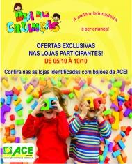 Promoção Dia das Crianças 2020
