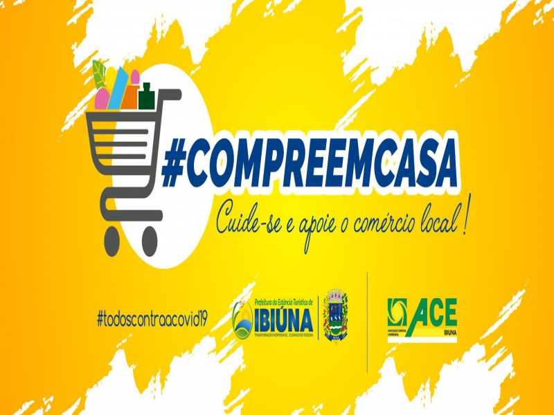 #compreemcasa