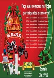 LISTA DOS GANHADORES DA PROMOÇÃO NATAL PREMIADO 2017